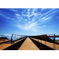 High Efficiency Solar Heating System Stainless Steel Structure 130mph Wind Load