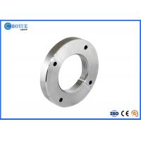 FORGED ASME B16.5 Threaded Pipe Flange ALLOY 20 UNS N08020 FOR OIL&GAS INDUSTRY Manufactures