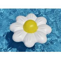 Buy cheap Custom Size Or Color Round PVC Inflatable Ball Swim Ring / Blow Up Pool Floats from wholesalers