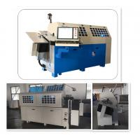 Material 1 - 4 Mm Wire Forming Machine And Bender With CNC Control System Manufactures