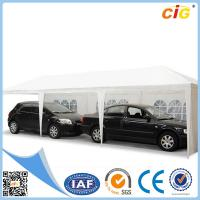 Folding Pop up Outdoor Gazebo Tent , Party Camping Tent Marquee 3x 9m Manufactures