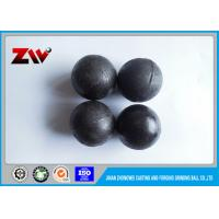 Cheap Steel Chrome grinding media balls , Mining use forged steel grinding balls for sale