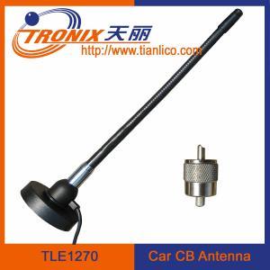 27mhz radio cb antenna/ magnetic mount cb car antenna/ car cb antenna TLE1270 Manufactures