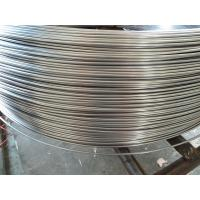 Single Wall Cold Drawn Welded Tubes 4.2 * 0.5 mm For Freezer Manufactures