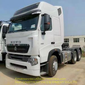 Heavy Duty Tractor Truck 10 Wheel Manufactures