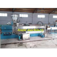 ABS Recycling Plastic Pelletizing Equipment 380V For Master batch Manufactures