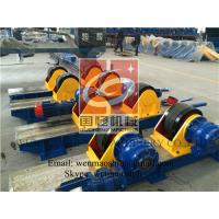Heavy Duty Rotator Pipe Welding Turntable for Piping Industry Manufactures