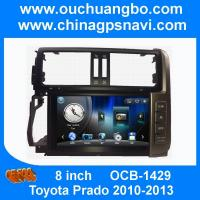 China Ouchuangbo car multimedia gps radio stereo Toyota Prado 2010-2013 support iPod USB BT SD on sale