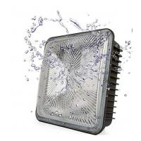 """Square Ceiling LED Canopy Light Fixture 70 Watt 12.4"""" X 12.4"""" 70000 Hours Life Time Manufactures"""
