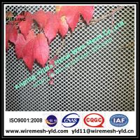 Aluminum Ornamental & Decorative Expanded metal for wall facade Manufactures