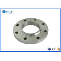 Class PN20 PN420 Slip On Pipe Flanges , Threaded SS Slip On Flange RF FF TF RTJ PN40 Manufactures