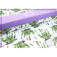 Cheap Custom Non Skid Baby Lavendar Scented Drawer Liners For Office / Home for sale