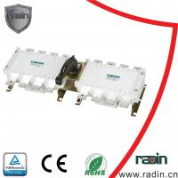 Changover Manual Power Transfer Switch Load Isolator MTS 2000 - 3150A 50Hz