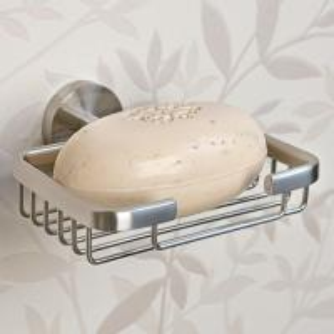 soap basket made of Aluminum item No. A1001A-8 Manufactures