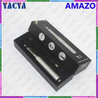 Screwless Amazo Ego C Cigarette Wiht Red And Green Charging Control Lamp 3.5V Manufactures