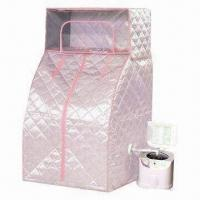 China Whole Body Steam Sauna with Head Cover for Facial Sauna on sale