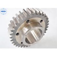 Quality 0.3 - 6 Module Cylindrical Precision Spur Gear Steel Ansi / Spur Wheel for sale