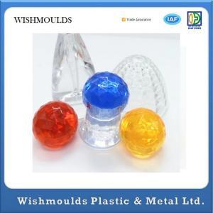 China Single / Multi Cavity Glass Acrylic Molding Plastic Parts Injection Moulding Process on sale