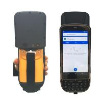 Android Handheld LF RFID Reader LF125khz 1D/2D PDA with Barcode Scanner Manufactures
