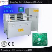 China PCB Depaneling For Computer Industry With 0.001mm Axis Precision on sale