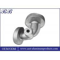 Durable High Strength Precision Steel Casting Cast Steel Valve ISO9001 Manufactures