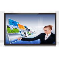 "Advertising Media Player 42"" PCAP Touch Screen Lcd Monitor Andriod 5.1.1 OS With Camera Manufactures"