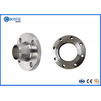 Buy cheap Forged ASTM B564 FF WN RF N08825 Nickel Alloy Flange Welding Neck Pipe Flange from wholesalers