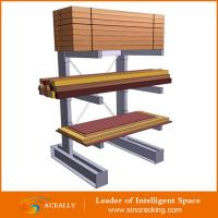 Arm Cantilever Racking for rebar & pipe storage Manufactures
