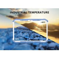 High Precision GPS Positioning Handheld Rugged Tablet Android 7.0 With Barcode Scanner Manufactures