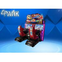 Cheap Double Players old style classic arcade Racing Game Machine Alloy Steel Structure With 1 Year Warranty Manufactures