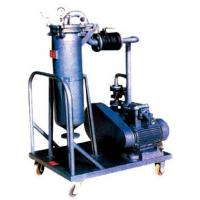 Pressure 0.4 MPA Industrial Bag Filter with Pump Used Vegetable Oil , Cosmetic etc