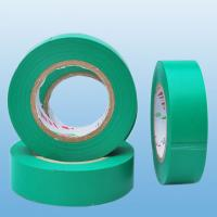 Cheap colored PVC Rubber Resin adhesive high temperature insulation tape for sale