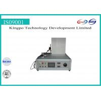 PLC Control Microwave Oven Door Endurance Testing Machine With Stepper Motor