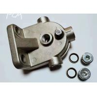 VOLVO Engien Diesel Fuel Filter Head , Oil Filter Head Spare Parts Cost Effective Manufactures