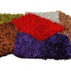 China high quality 100% polyester silk rug on sale
