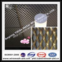 Ornamental & Decorative Expanded metal for building ceiling Manufactures