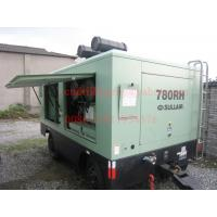 Buy cheap Sullair Portable Screw Type High Pressure Air Compressor 7 - 25 Bar Working from wholesalers