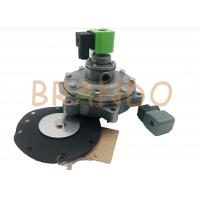 """2"""" Submerged Dust Collector Valves / Stainless Steel Solenoid Pulse Valve DMF-Y-50S Manufactures"""