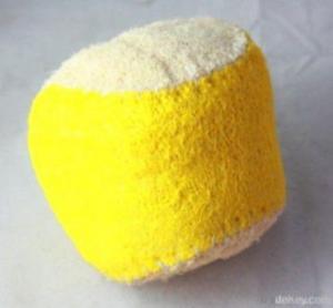 Loofah Ball Pet Toys