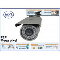 IP-B511 Outdoor Bullet Wifi IP Camera,1/3' CMOS, Metal outside, Middle box,warehouse,school use,1 megapixel,H.264,Waterp Manufactures
