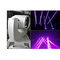 16CH DMX512 200W 5R Philips Bulb Moving Head Beam Light With White Case Manufactures