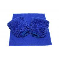 Waterproof Microfibre Washing Gloves Cars Soft Car Washing Mitt for Cleaning Cars or Motorbikes Manufactures