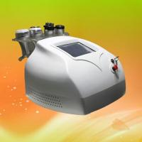 Infrared system fat Removal Multipolar Radio Frequency Tripolar RF Ultrasonic Cavitation Manufactures