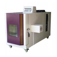 Electric Fabric / Leather Testing Equipment For Water Vapour Permeability Manufactures