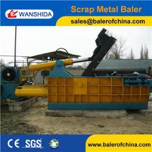 China High quality scrap metal baler hydraulic bale press for metal scrap (CE) on sale