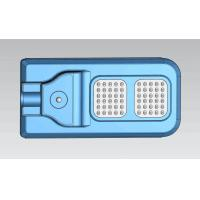 40 Watt Solar Powered Outdoor Street Lights With Battery Remote Control 4000K Manufactures