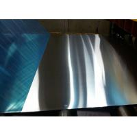 210*297mm 0.8mm Glossy / Matte PVC Card Material Stainless Steel Plate for laminating card Manufactures