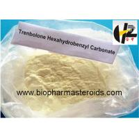 Cheap CAS 23454-33-3 Raw Steroid Powders Trenbolone Hexahydrobenzyl Carbonate for sale