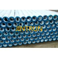DN125 3000mm Twin Layer Boom Pipe / Concrete Pump Twin Layer Pipe For Industrial Manufactures