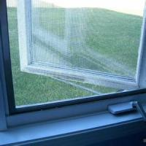 Buy cheap Custom Made High Strength fiberglass window screen 18 x 18 BWG31 from wholesalers